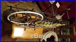 1980's Vintage MILLER GENUINE DRAFT MGD BEER BASEBALL ALL NEON SIGN BAR SIGN