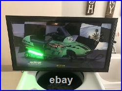 1998 Arctic Cat Zr Vintage Neon Sign Clock