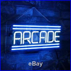 ARCADE Neon Light Vintage Pub Gift Artwork Custom Decor Neon Sign Beer