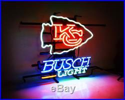 Busch Light Porcelain Pub Vintage Gift Decor Neon Sign Beer Artwork Boutique