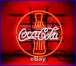 Cola Drink Custom Store Artwork Decor Vintage Neon Sign Boutique Beer Porcelain