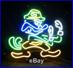 Donald Duck Porcelain Vintage Gift Decor Pub Beer Neon Sign Boutique Artwork
