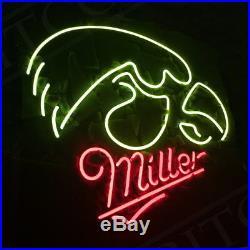 Eagle Miller Nightclub Garage Vintage Pub Display Neon Sign Light Beer Bar