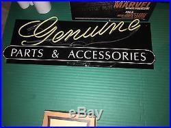 Harley Davidson Vintage Neon Dealer Sign Collectible