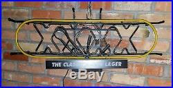 LG 32 Vintage XXXX AUSSIE LAGER NEON SIGN Works Australian Beer Advertising