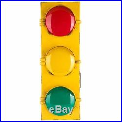 Large Blinking Flashing Multicolor 24 x 8 Traffic Light Signals Lamp Party F/S