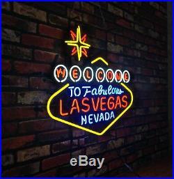 Lasvegas Decor Artwork Vintage Gift Custom Pub Neon Sign Beer Store Porcelain