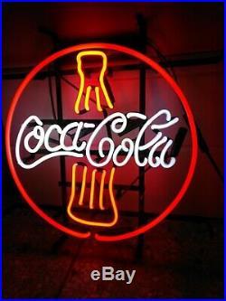 Neon Light Cola Drink Vintage Boutique Beer Bar Sign Custom Store Artwork Decor