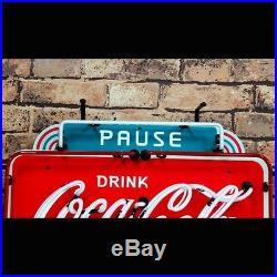 Neon Light Sign Coa Cola Vintage Beer Drinking Bar Wall Decor