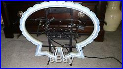 Pabst Blue Ribbon Classic Neon Light Vintage Beer Sign