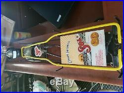 RARE Vintage Fallon SOL Cerveza Beer Bottle Neon Sign