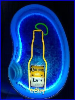 Rare Corona Light Vintage Neon Sign