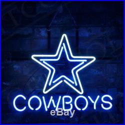 Star Cow Boys Decor Beer Handmad Room Vintage Artwork Store Porcelain Neon Sign
