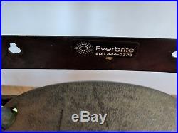 Vintage Everbrite Money Orders Neon Light Sign
