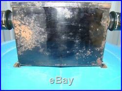 Vintage GENERAL ELECTRIC LUMINOUS TUBE NEON SIGN TRANSFORMER