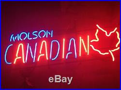 Vintage Neon Bar Sign, Excellent Working Condition