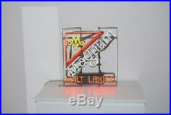 Vintage Neon Sign Miller Magnum Malt Liquor 1980's Rare